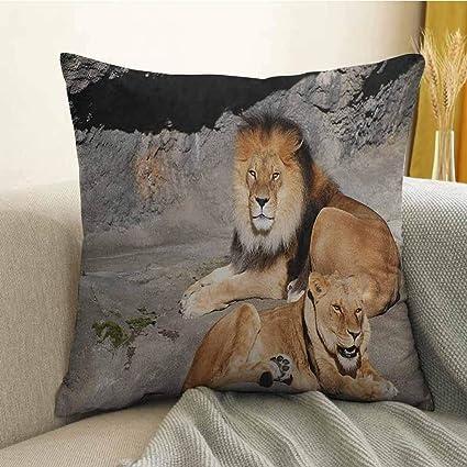Amazon.com: Zoo Printed Custom Pillowcase Male and Female ...