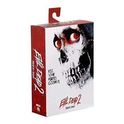 """NECA Evil Dead 2 7"""" Ultimate Hero Ash: Toys & Games"""