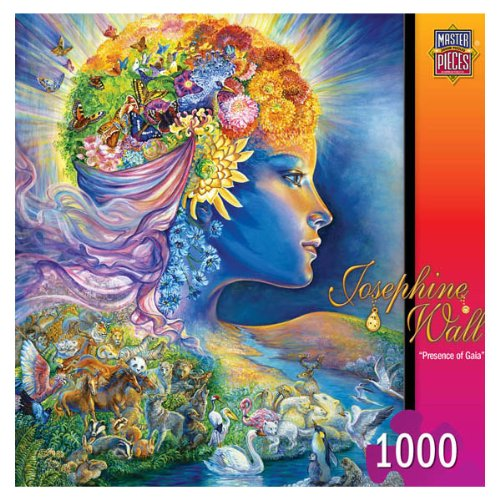 1000-Piece Presence of Gaia Puzzle Art by Josephine Wall