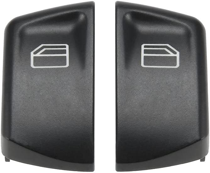 Walmeck Electric Window Switch Button Covers Right+Left for MERCEDES VITO SPRINTER