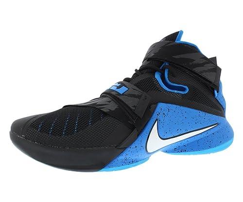 Nike Lebron Soldier IX, Zapatillas de Baloncesto para Hombre