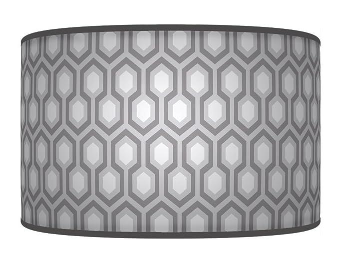 Pantalla para lámpara de techo o lámpara de techo (45 cm ...
