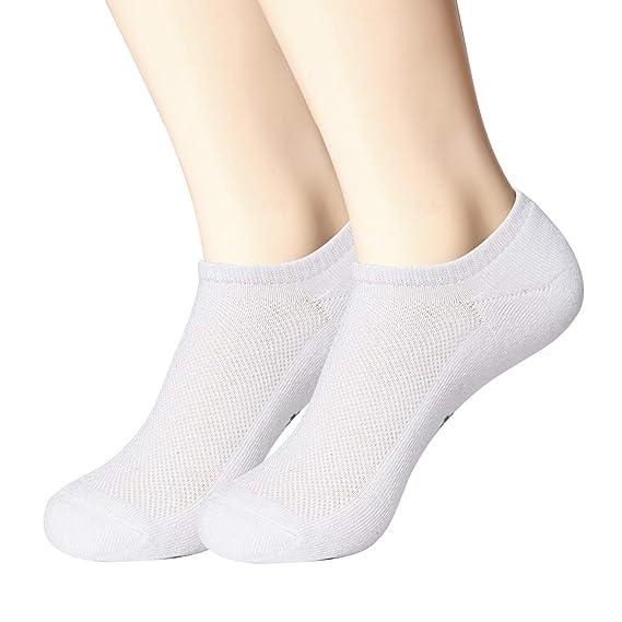 Fantasmini in bambù. Calze sportive per scarpe da ginnastica. Calze per attività all'aperto. Calze invisibili per donne e uomini