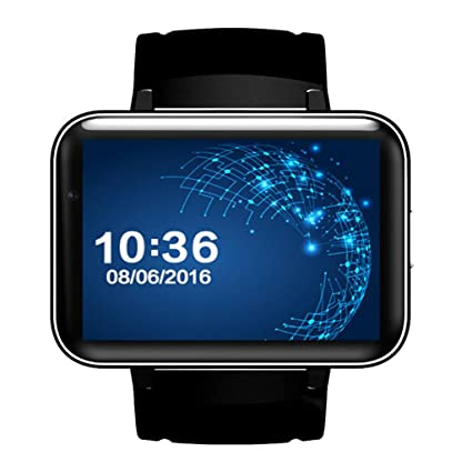 Amazon.com: KTYX Smart Watch WiFi Android Step 3G Large ...