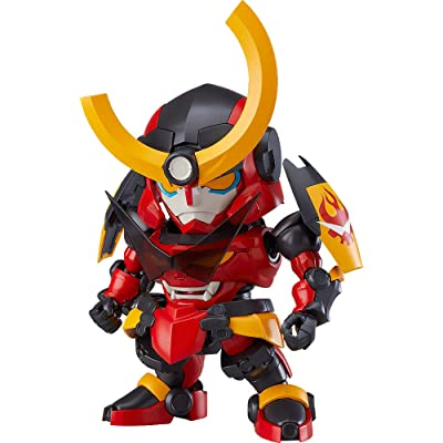 Good Smile Gurren Lagann: Moderoid Plastic Model Kit: Toys & Games