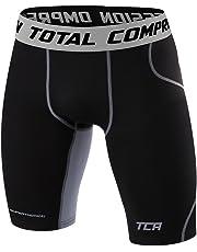 TCA Boy's SuperThermal Compression Base Layer Thermal Under Shorts
