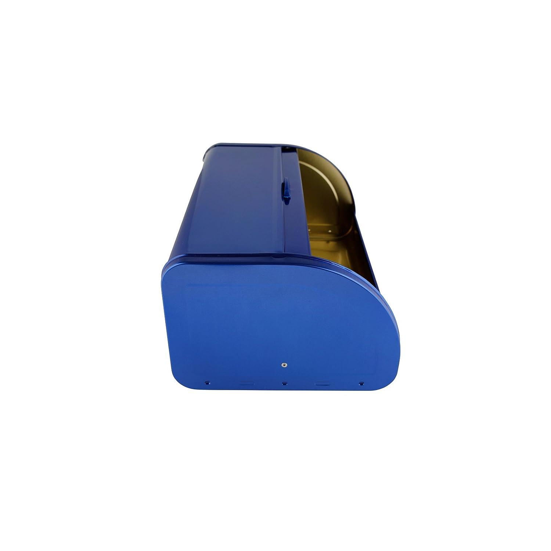 axentia 251165 Metall-Brotkasten verschieden sortierte Dekore