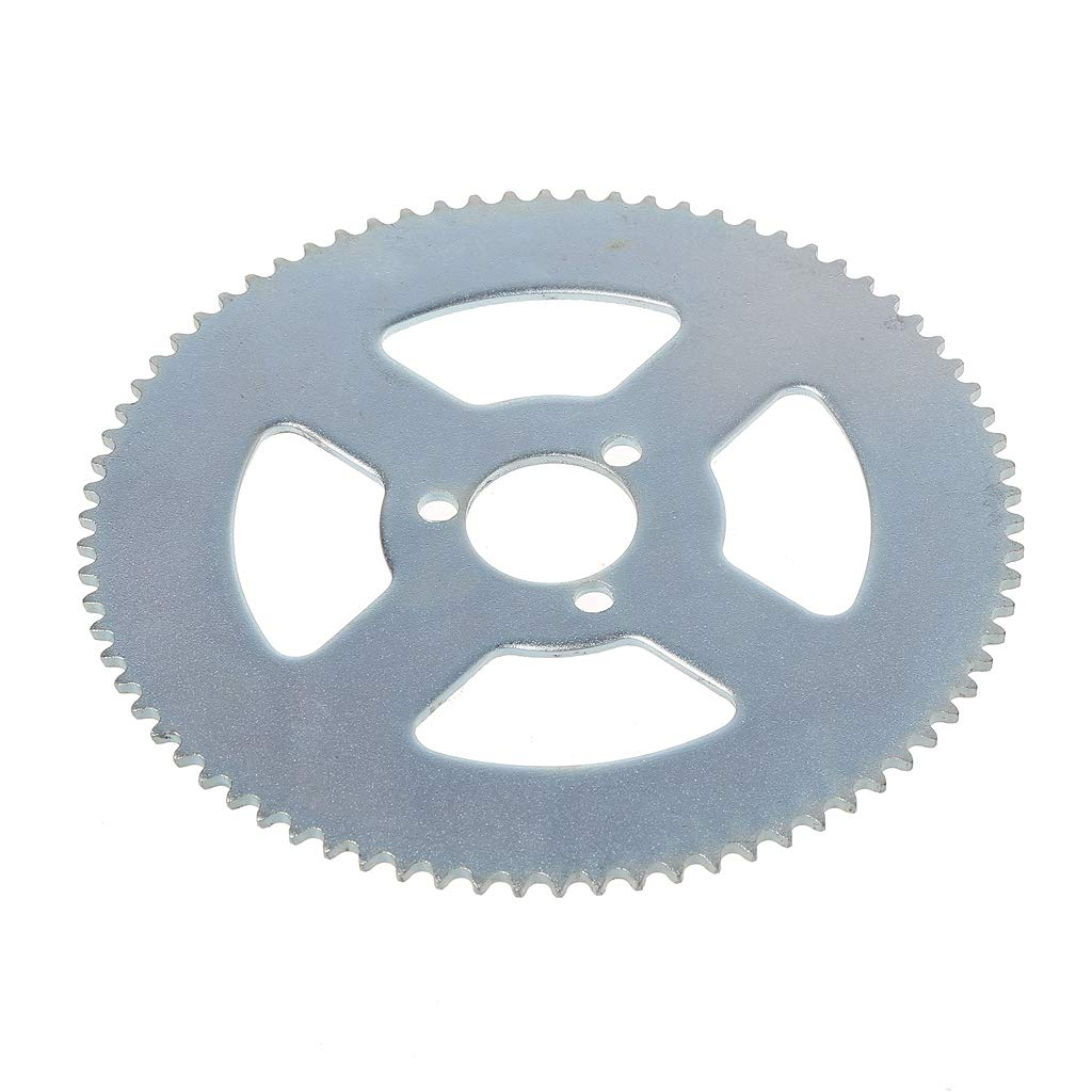 Motorcycle Rear Sprocket Gear Autobike Repair Replacement Pinion 78T 25H Inner Hole 29mm Dia FlowerPEI