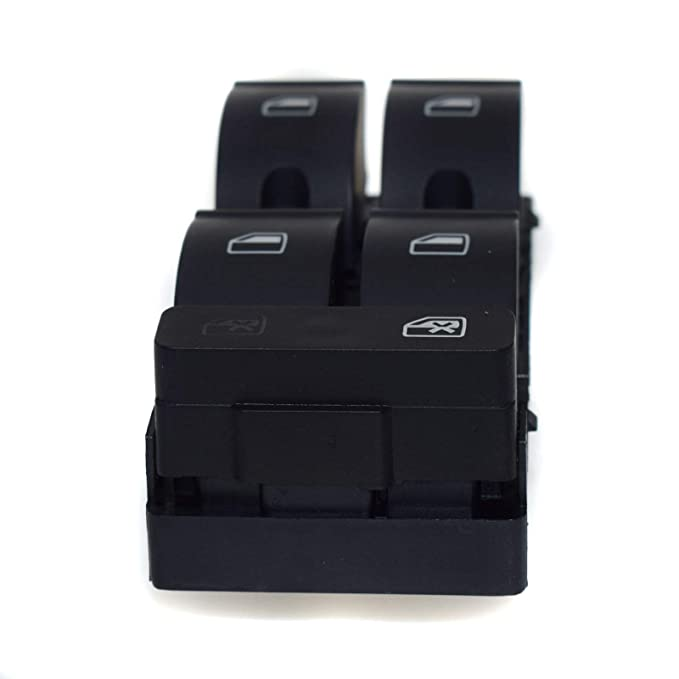 8ED959851 Electric Power Master Window Switch for Audi A4 B6 00-04 B7 2004-2007