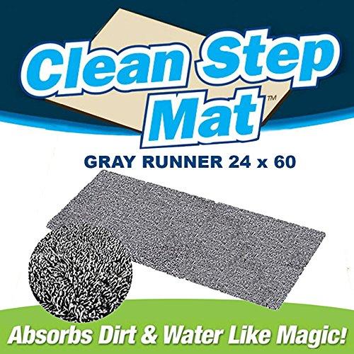 Clean Step Mat Runner (24