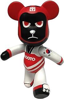 Mooto Korea Taewwondo Portachiavi Bears 4 Type for Bag Uniform (2. Sparing)