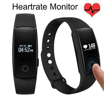 Id107 Bluetooth monitor del ritmo cardšªaco SmartBand Id 107 ...