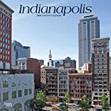 Indianapolis 2019 12 x 12 Inch Monthly Square Wall Calendar, USA United States of America Indiana Midwest City