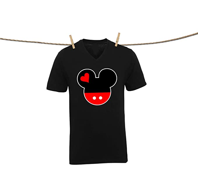 6084299aa Amazon.com: Natural Underwear Disney Mickey Mouse and Minnie Mouse V ...