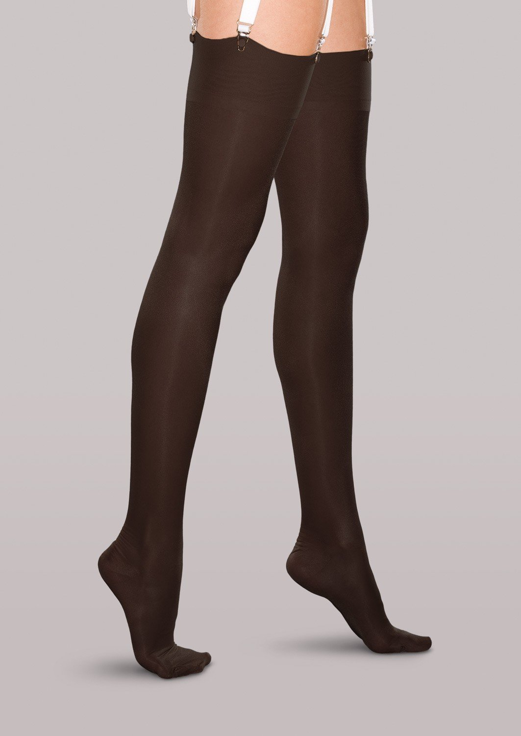 ed16a55b35c6c Amazon.com: Therafirm Women's Mild Support Sheer Thigh High Stockings Size:  X-Large, Color: Black: Health & Personal Care