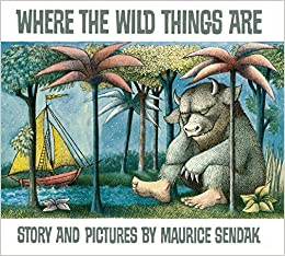 Where The Wild Things Are: Maurice Sendak: 8601300239293: Amazon ...