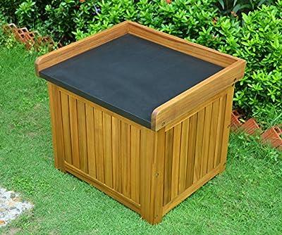 Landmann Cubi Storage Bench and Deck Box - 61973