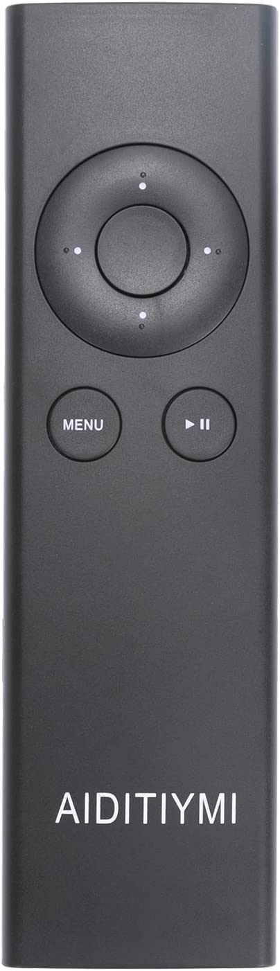 New MC377LL/A Replace IR Remote Control fit for Apple TV 2 3 Box A1156 A1427 A1469 A1378 A1294 MD199LL/A MC572LL/A MC377LL MM4T2AM/A MM4T2ZM/A Music System