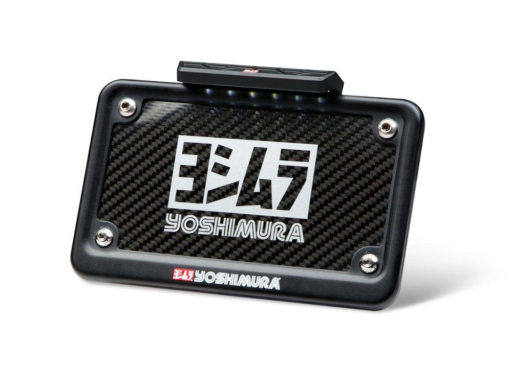 YOSHIMURA Fender Eliminator Kit for 2018 Kawasaki Ninja 400, 070BG147100