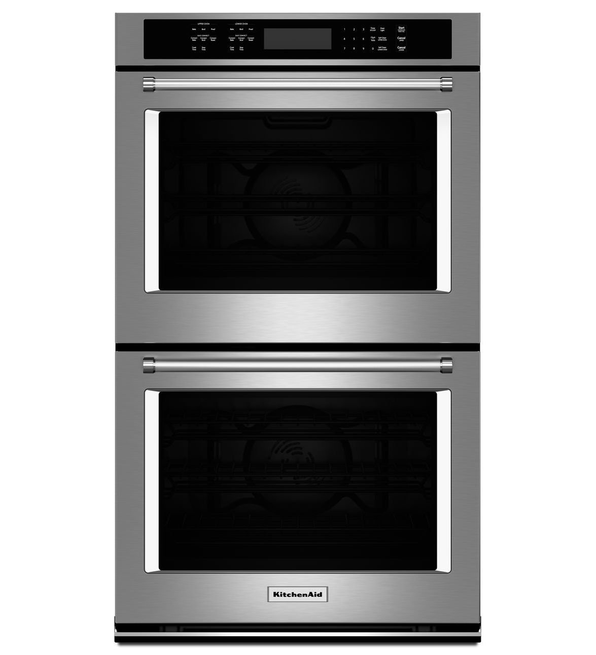 KitchenAid KODE507ESS 4.3 cu. ft. Each Double Wall Ov by KitchenAid