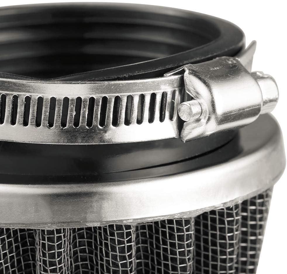 WYShop Filtre /à air universel pour moto 35 mm 39 mm 42 mm 44 mm 48 mm 50 mm 52 mm 54 mm 60 mm