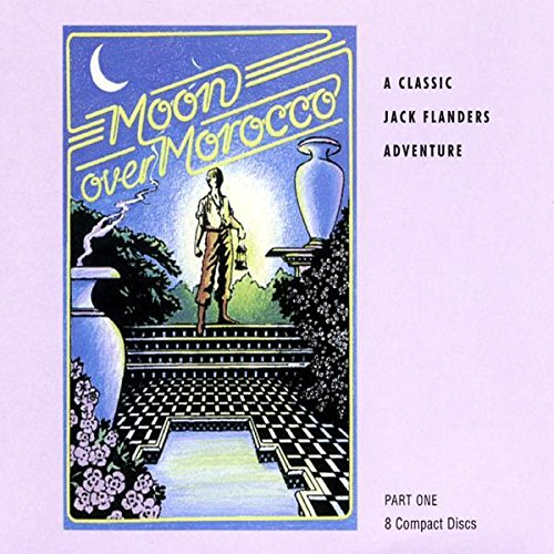 Moon over Morocco