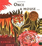 Once a Mouse..., Marcia Brown, 0689713436