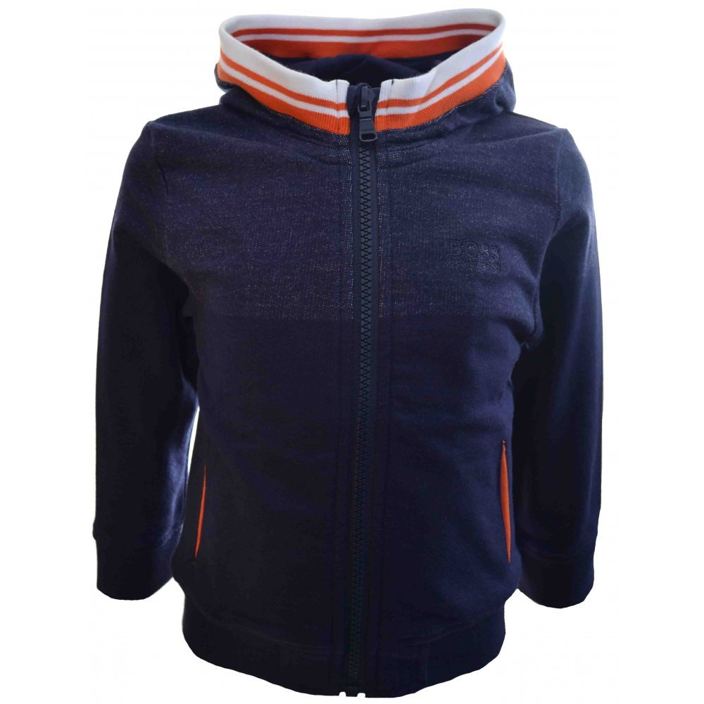 Hugo Boss Boys Cardigan Sweater