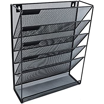 Amazon Com Vertical File Organizer For Home And Office
