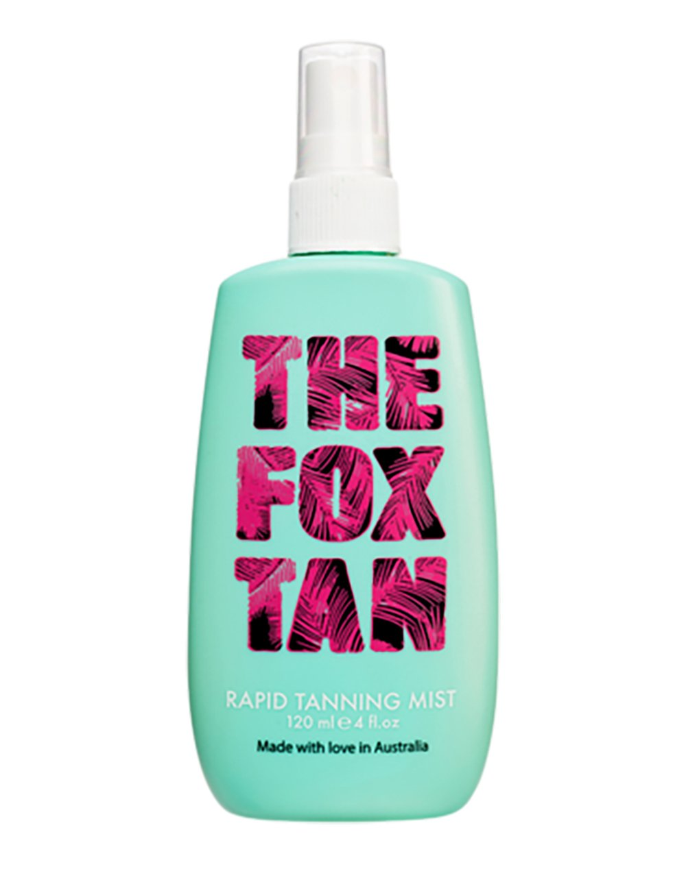 The Fox Tan - Bronceador rápido en nebulizador - 120 ml: Amazon.es: Belleza