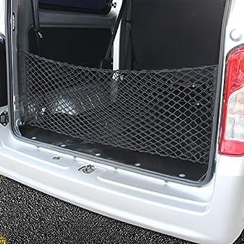 amazoncom envelope trunk cargo net  toyota highlander       automotive
