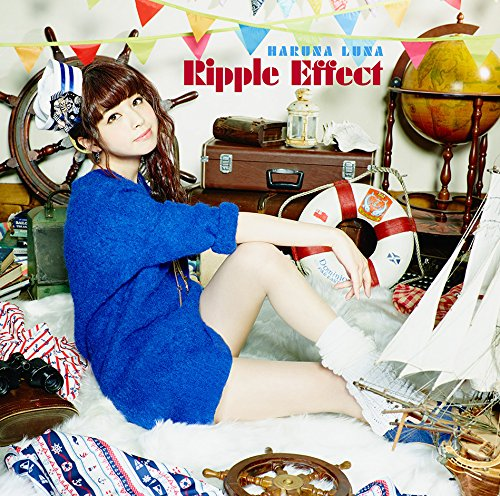 Haruna Luna - Ripple Effect (CD+DVD) (CD+DVD) [Japan LTD CD] SECL-1905