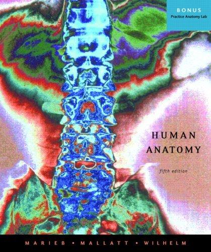 Read Online By Elaine N. Marieb - Human Anatomy: 5th (fifth) Edition pdf epub