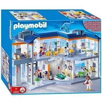 Hospital Figuras Playmobil Kits Juguete Para Niños De rdhtsQ