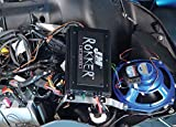 J&M Audio Rokker 330 Watt 2 Channel Amplifier Kit for 2006-2013 Harley-Davidson Road Glide models - JAMP-330HR06