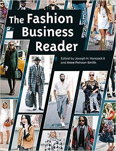 The Fashion Business Reader Ii Associate Professor Joseph H Peirson Smith Anne 9781474279543 Amazon Com Books