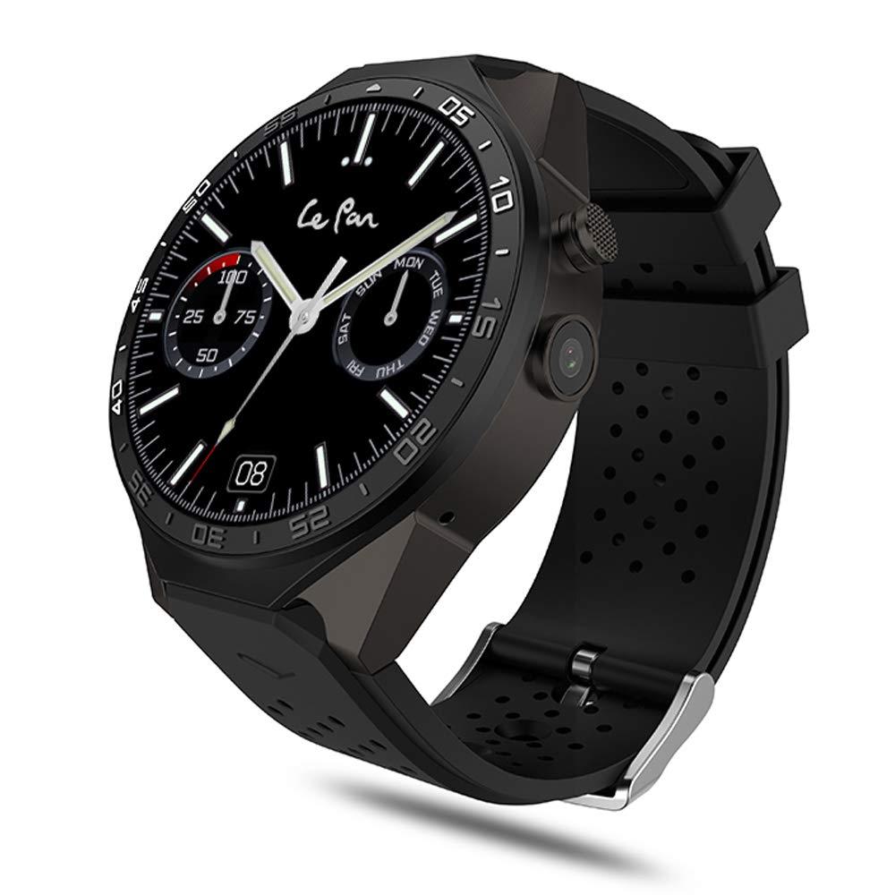 LePan Watch Camera Smart Watch Activity Tracker Bluetooth Speaker