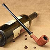 MUXIANG Churchwarden Straight Tobacco Pipes