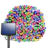 Solar String Lights, Litom 100 LED Multi-color