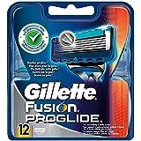 Gillette Fusion ProGlide Klingen, 12 Stück Vorteilspack