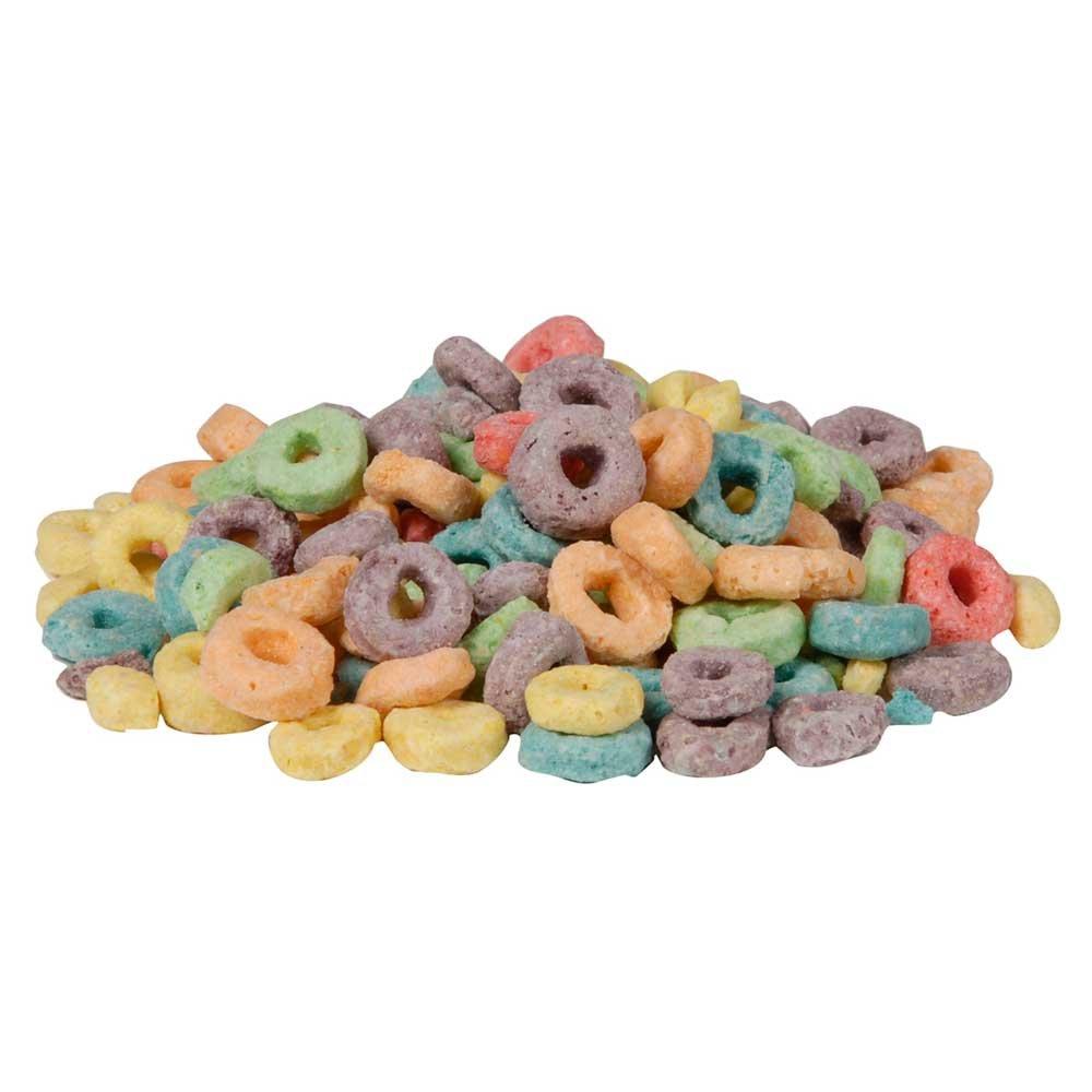Kelloggs Froot Loops Sweetened Multi-Grain Cereal, 8.7 Ounce -- 12 per case.