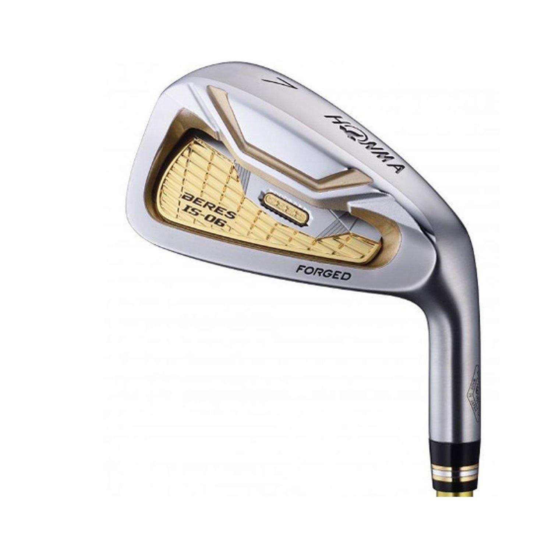 本間ゴルフ BERES IS-06 アイアン SW(単品) ARMRQ X-43 3S シャフト カーボン メンズ IS-06 IR 右 ロフト角:56.0度 番手:SW フレックス:R B0794QSNXP