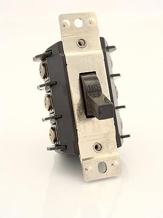 Leviton ms303 ds 30 amp 600 volt three pole three phase ac motor leviton ms303 ds 30 amp 600 volt three pole three phase ac sciox Gallery