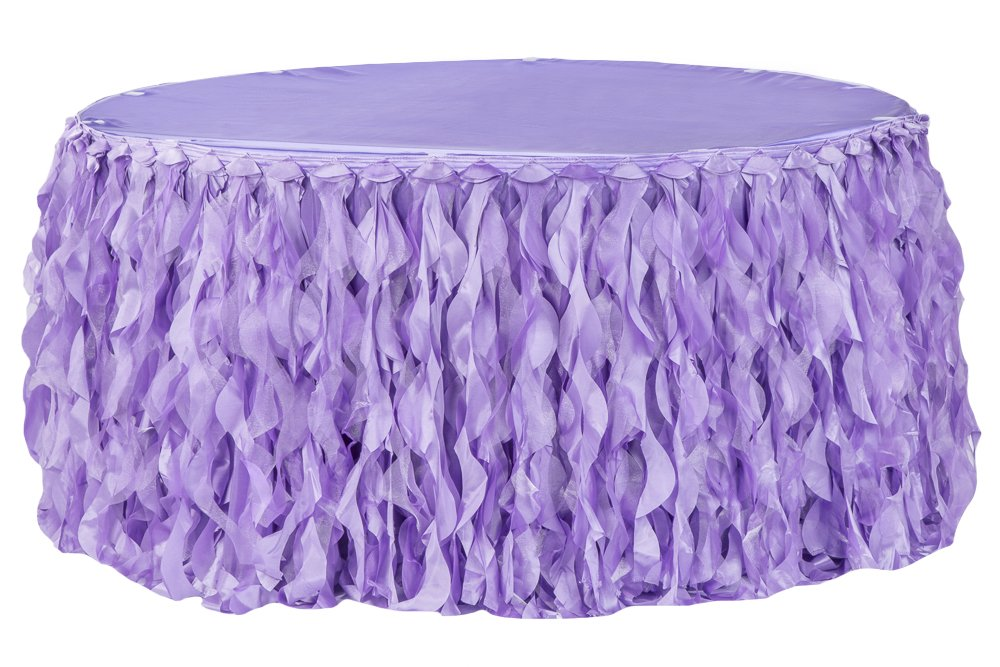 Curly Willow - Ramilletes decorativos (21 pies mesa falda ...