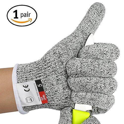 meat cutter gloves - 9