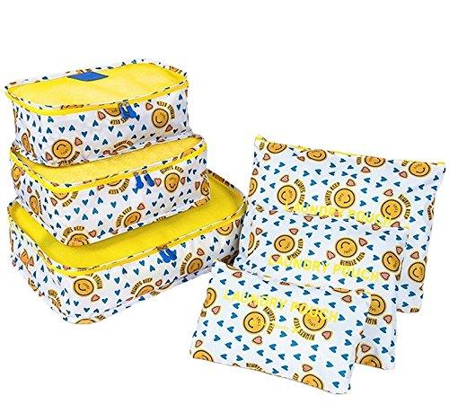 yellow garment bag - 5