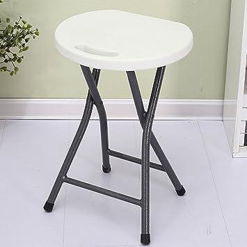 Klappstuhl Hocker Kunststoffstuhl Easy Chair Small Hocker Tisch