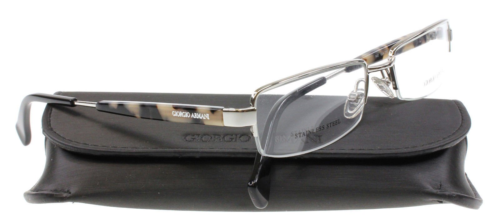NEW Giorgio Armani Eyeglasses GA 710 A4P 52mm