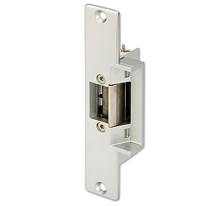 Generic Fail Safe NC cerradura de modo eléctrico para madera y Metal para puerta Control de