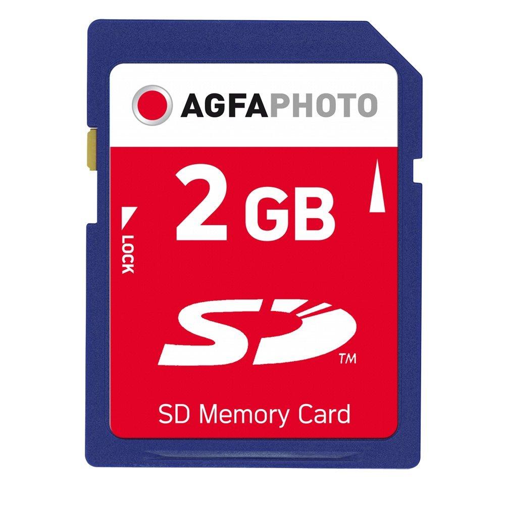 AgfaPhoto Secure Digital - Tarjetas de memoria SD (2 ...